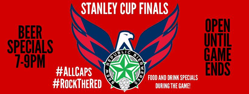 CAPS Stanley Cup Finals