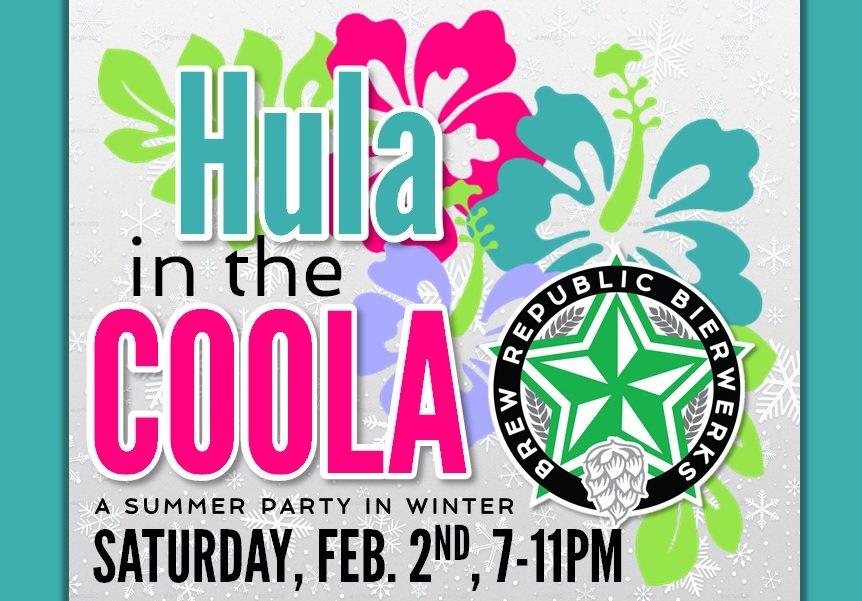 Hula in the Coola 2019