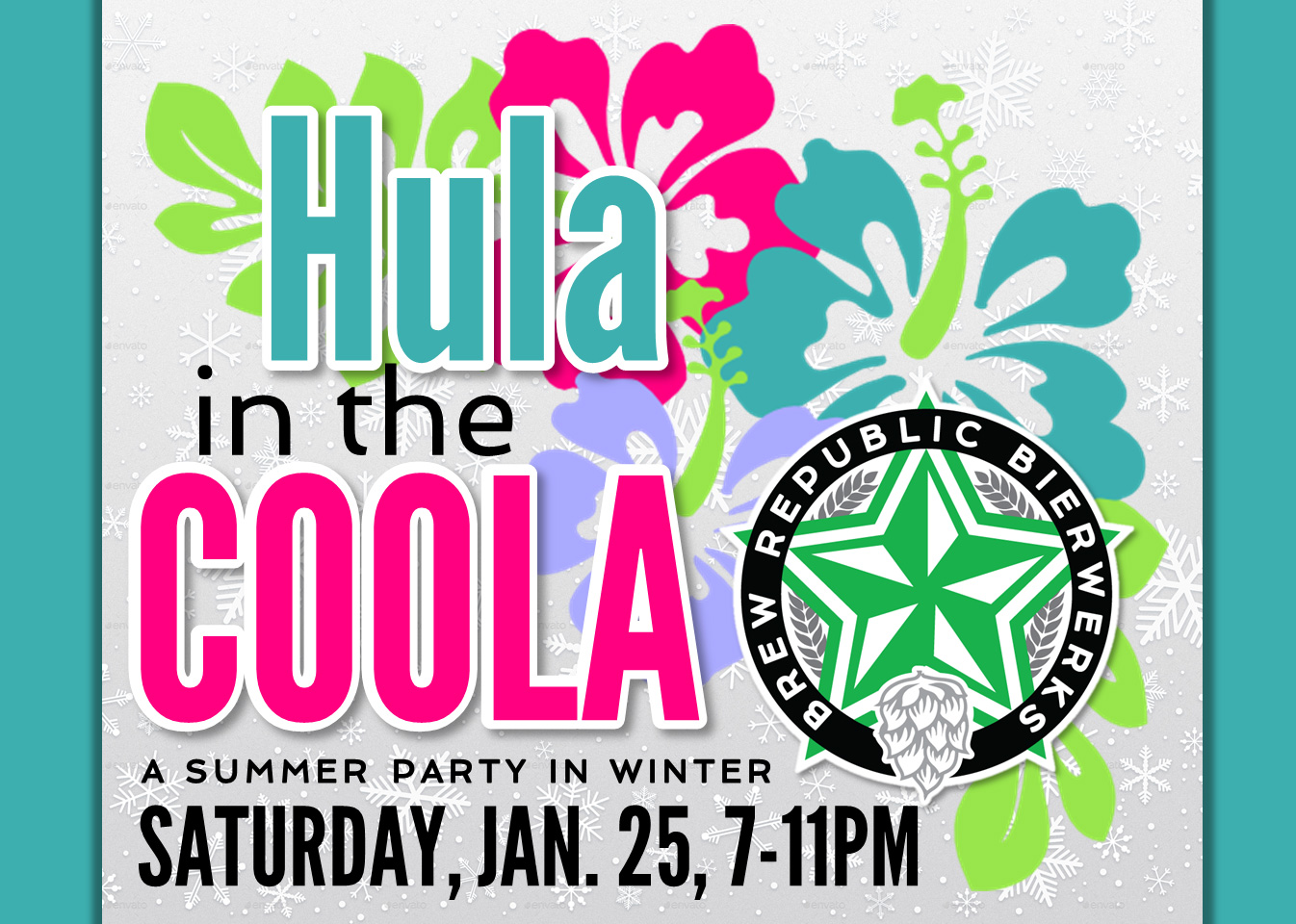 Hula in the Coola 2019