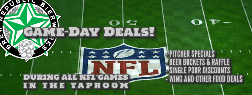 NFL Game-Day Deals!