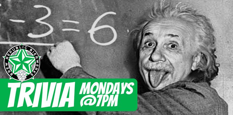 Monday Trivia